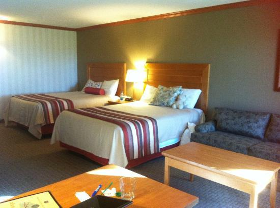 Best Western Plus Port O'Call Hotel: Family suite