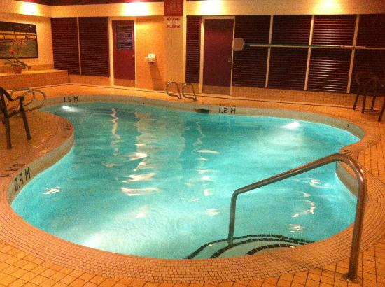 BEST WESTERN PLUS Port O' Call Hotel : Downstairs pool, just off workout room.
