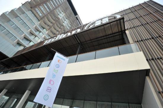 Hilton Pattaya: Hotel Building