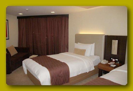 Hotel Jen Manila : Bed Room