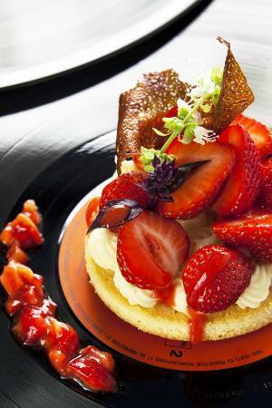 Le Pavillon: les desserts