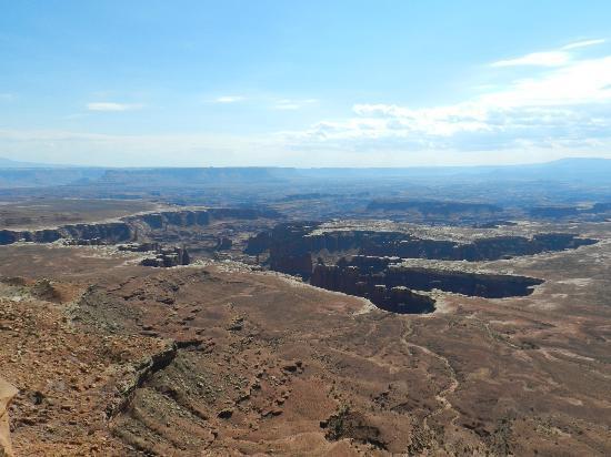 hotels canyonlands national park utah