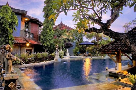 Putu Bali Villa and Spa: Pool