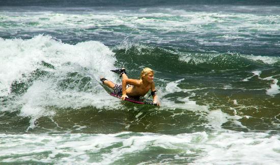 The Jayakarta Bali Beach Resort : Legian Beach