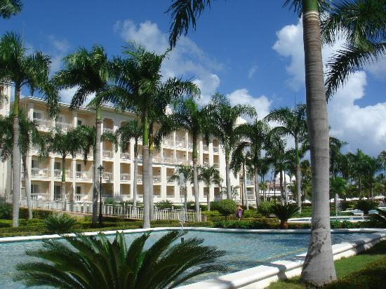 Hotel Riu Palace Punta Cana: l hotel