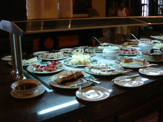 Hotel Riu Palace Punta Cana: des beaux buffets de dessert