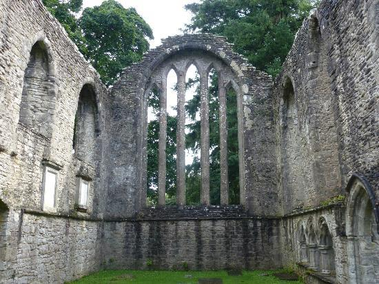 Lake of Menteith: Inchmahome Priory