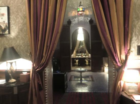 Royal Mansour Marrakech: Private riad