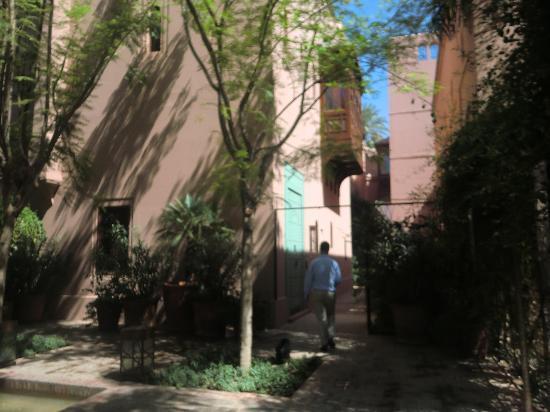 Royal Mansour Marrakech : Gardens