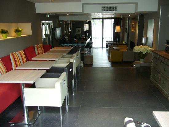 Hôtel de France : Bar