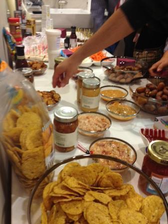 Taste of America: Magnifico buffet