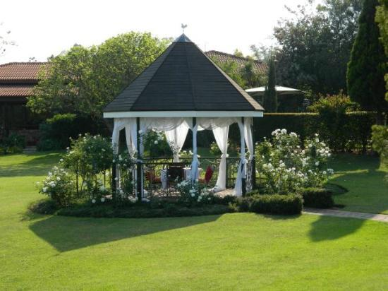 Oliver's Restaurant & Lodge: Grounds