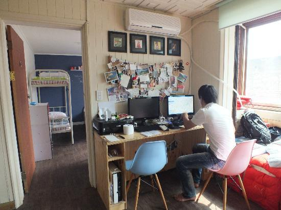 Guesthouse Beehive: Internet for guests
