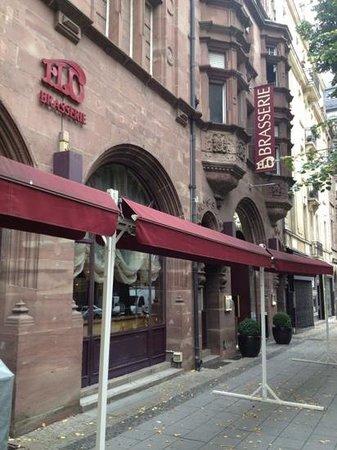 Les 10 meilleurs restaurants metz tripadvisor - Restaurant le jardin de bellevue metz ...