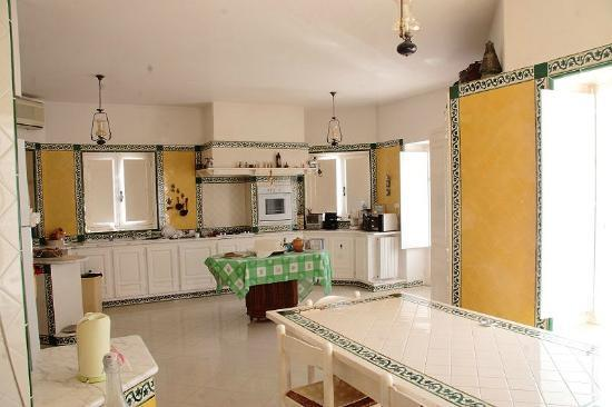 La Maison Salma : Dar Salma. La cuisne.