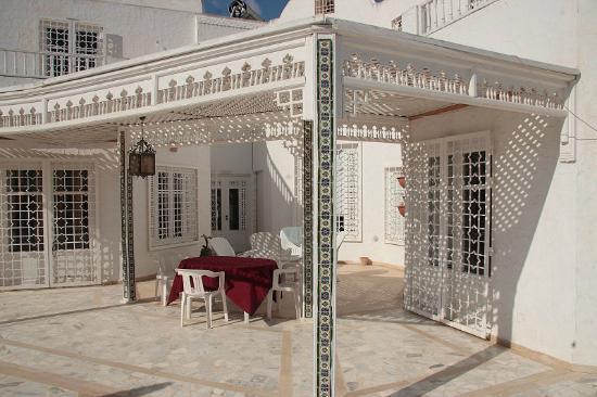 La Maison Salma : Dar Salma. Le patio