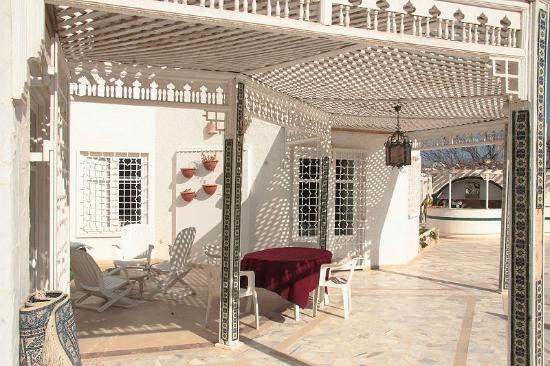 La Maison Salma : Dar Salma. . Vue du patio