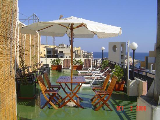 Rokna: Roof Terrace