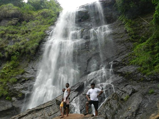 Chikmagalur, India: Hebbe Falls