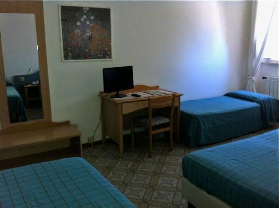 Hotel Rio sul Mare: camera