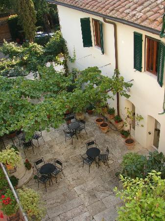 Hotel Casa Lemmi B&B: dalla finestra