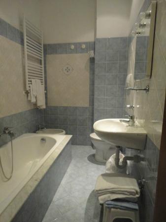 Hotel Rio sul Mare: Bagno