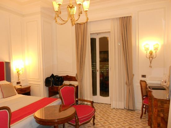Grand Hotel Ambasciatori: room 621 - 2 balconies