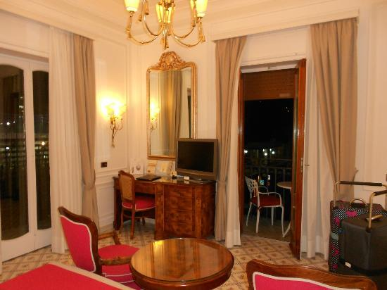 Grand Hotel Ambasciatori: Room 621