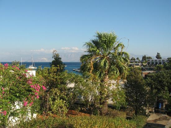 Elounda Bay Palace: Just some of the view from our bungalow's garden.