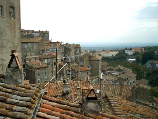 """B&B La Rocca: vista camera""""La Fornella"""""""