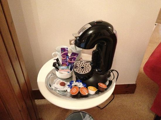 BEST WESTERN Glenspean Lodge: Dolce Gusto machine in room