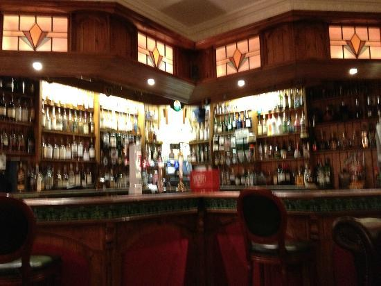 Glenspean Lodge Hotel: Lovely little bar