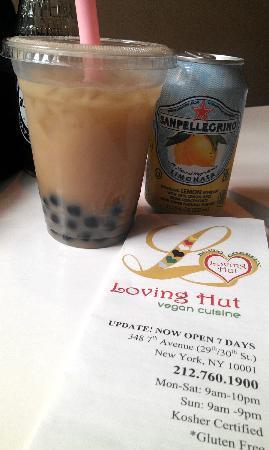The Loving Hut : Bubble Tea