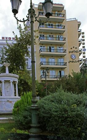 أبولو هوتل: Hotel Apollo, Athens