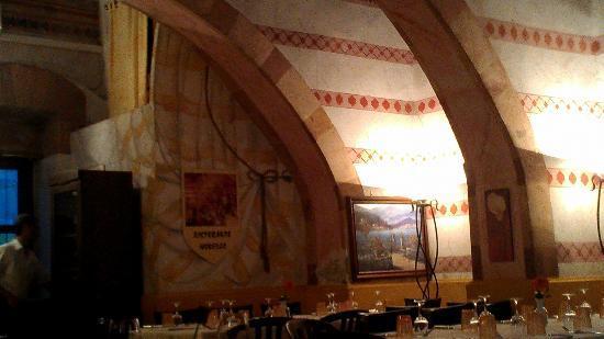 Ristorante Moresco: intérieur resto Moresco
