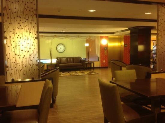 هامبتون إن جيريكو - ويستبوري: hotel 