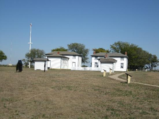 Fort Hays State Historic Site: Fort Hays