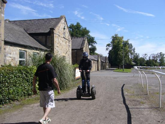 Absolute Segway
