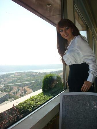 Mercure Istanbul City Bosphorus Hotel: sky bar