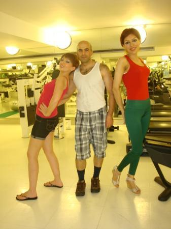 Mercure Istanbul City Bosphorus Hotel: gym