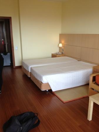 INATEL Albufeira: bedroom