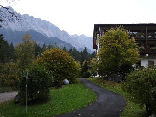 Hotel am Badersee: Surroundings