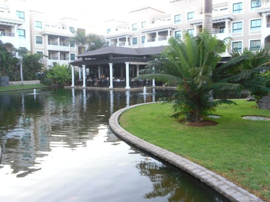 Gran Melia Palacio de Isora Resort & Spa: Pangea outside - adults only