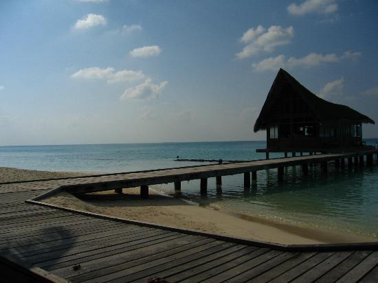 Kuramathi Island Resort : Dive shop