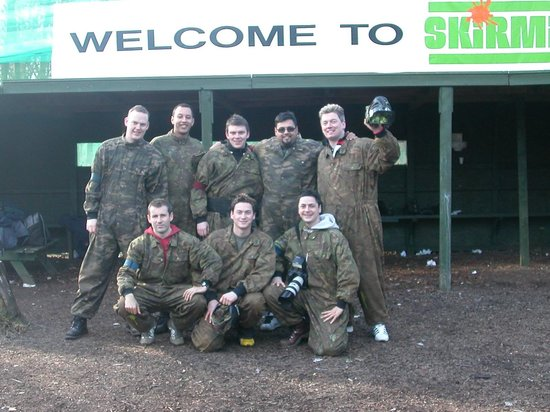 ‪Skirmish Edinburgh Paintball‬