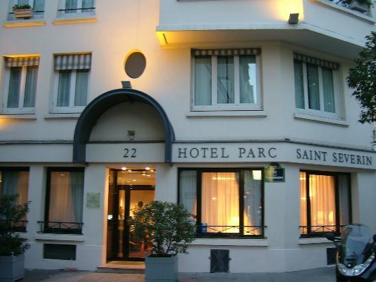 Hotel Parc St. Severin - Esprit de France: 1