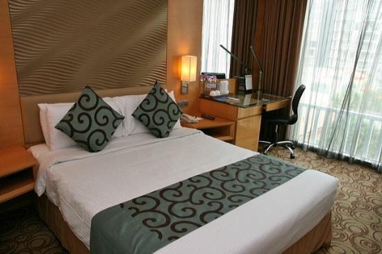 Park Hotel Clarke Quay: Deluxe room