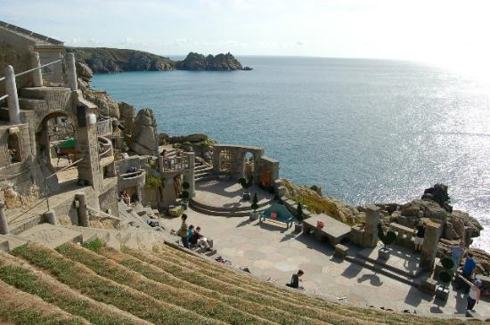 ‪‪Minack Theatre‬: The amazing setting of the Minack‬