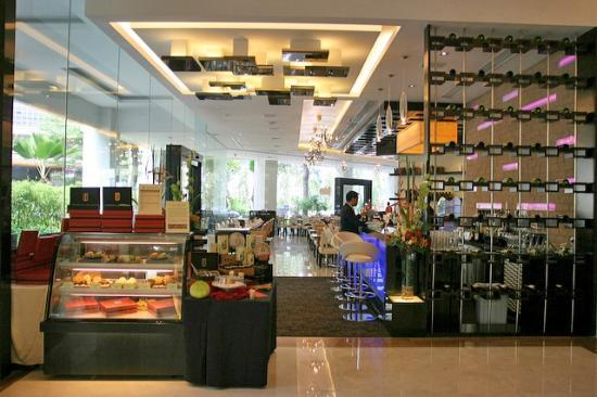 Park Hotel Clarke Quay: Brizo the all-day dining restaurant