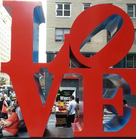 The London NYC: Street Art near MOMA